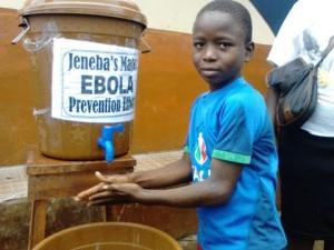 Ebola clorine sharing umuro