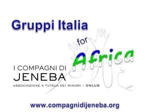 gruppi for africa